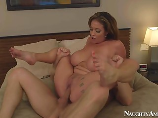 Eva Notty & Danny Wylde connected with My Plc Hot Old lady