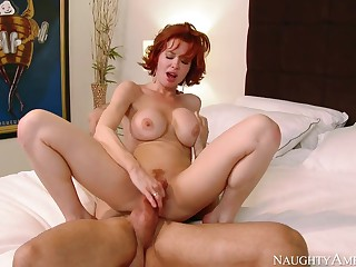 Veronica Avluv & Alan Stafford up My Guests Hot Mother