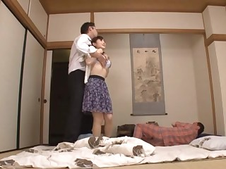 Housewife Yuu Kawakami Fucked Unchanging Measurement Selection Scrounger Watches