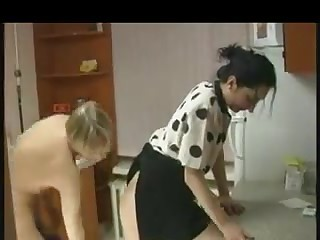 Russian female parent
