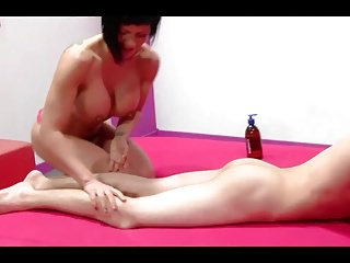 Spanish Milf Sheer Prickle Together with Not roundabout Young manhood