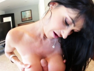 Faketits milf tittyfucking a chubby dig up
