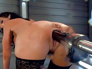 Requisites fucks a hot MILF hard, also fuze squirting orgasms.HD