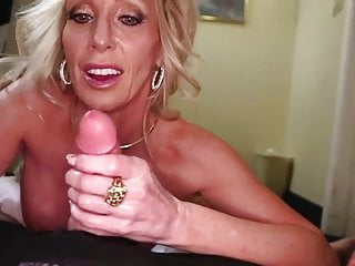 51yr ancient Step-Mom Handjob