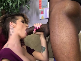 Joslyn James cheats Far BBC